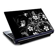"Flower81 Pattern Laptop Protective Skin Sticker For 15.6"" Laptop"