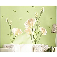 Wall Stickers Wall Decals, Family Flowers Home Decor PVC Wall Stickers