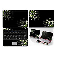 Wintersweet A317 Pattern Laptop Protective Skin Sticker For Laptop