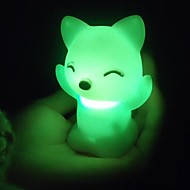 coway Fox mačke šarene dovela nightlight