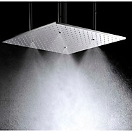 Contemporâneo Chuveiro Tipo Chuva Escovado Característica for  Efeito Chuva , Lavar a cabeça