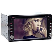 JOYOUS  Android 4.2.2 6.2'' 2 Din Car DVD Player for Universal with GPS,BT,RDS,WIFI,IPOD,Capacitive Touch Screen