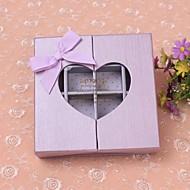 bowknot Herzen Hochzeit Pralinenschachtel (weitere Farben)