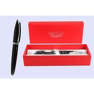 Held 1068 silber und schwarz Kugelschreiber (1 pen)