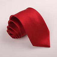 sktejoan® män mode företag formellt bröllop slips