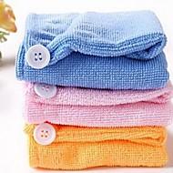 Badhanddoek Blauw / Roze / Paars / Geel,Effen Hoge kwaliteit 100% Microvezels Handdoek