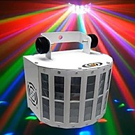 LT-934532 Voice Activated Control RGB Color LED Stage Light Laser Projector(220V.1XLaser Projetor)