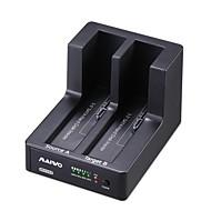 "maiwo 2.5 ""/3.5"" USB3.0 2bay HDD SATA stație de andocare stencil cu clona"