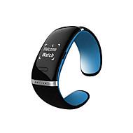 Ione L12S Smart-Armband Long Standby / Stimm-Anruf / Gesundheit / tragbar / Timer / Audio / Information Bluetooth 3.0iOS / Windows Phone