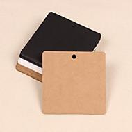 Tuin Thema/Bloemen Thema/Klassiek Thema - Tags ( Wit/Bruin/Zwart , HardKaart Paper