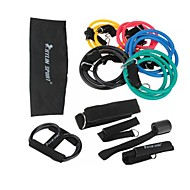 Exercise Bands/Resistance bands / Fitness Set Exercise & Fitness / Gym Strength Training Rubber-KYLINSPORT®