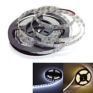 super jasné 5m 300x5630 smd non-vodotěsné LED flexibilní pásek 12V DC pro domácí dekoraci světlo