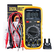 hyelec® my64 høy kvalitet 2000 teller digital multimeter