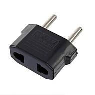 Branchez l'adaptateur nous nous ls142 UE à l'UE Voyage de Plug Power adaptateur pour chargeur noir