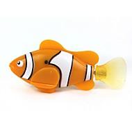 flash elektrisk pet fisk legetøj