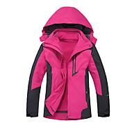 Damen Ski/Snowboard Jacken / Jacke / 3-in-1 Jacken / Damenjacken / Winterjacken / OberteileSkifahren / Camping & Wandern / Klettern /