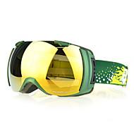 TPU resistente occhiali da sci della moda e vinci
