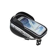basecamp®bc-305 guidon de vélo étanche avec écran touché poche pour téléphone portable 5 couleurs