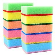 10 PCS Clean Sponge,Sponge 9x6x3 CM(3.5x2.4x1.2 INCH)