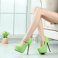 damesschoenen sexy ronde neus naaldhak pompen partij schoenen meer kleuren beschikbaar