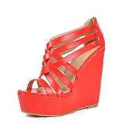 Women's Shoes Open Toe Wedge Heel Sandals Shoes
