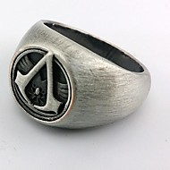 PC Game Ascension Alloy Cosplay Ring