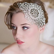 Women's/Flower Girl's Rhinestone Headpiece - Wedding/Special Occasion Headbands