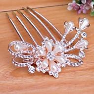Beautiful Bride Popular European Style Luxury Rhinestone Hair Comb