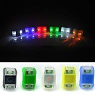 Kerékpár hátsó lámpa LED Kerékpározás Vízálló / Könnyű CR2032 Lumen Akkumulátor Kerékpározás-FJQXZ®