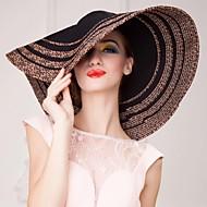 Women's Basketwork Headpiece - Casual/Outdoor Hats