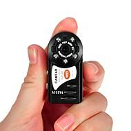 souesa cámara de vídeo mini inalámbrica wifi / p2p vigilancia de la red construida en antena para android iphone / ipad
