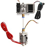 Geeetech GT9L 3D Printer Extruder Metal J-Head V2.0 Nozzle