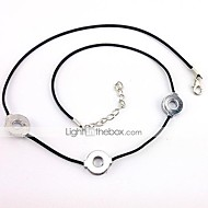 Jewelry Inspired by Naruto Itachi Uchiha Anime Cosplay Accessories Necklace Silver Male