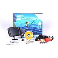 8 IRはHD 800tvl 3.5 ''カラー液晶モニター水中ビデオ釣りカメラシステム15メートルのケーブルのビジュアル魚群探知機を主導