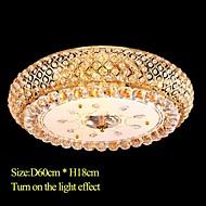 Lustres - Cristal - Cristal/LED/Lâmpada Incluída - Sala de Estar/Quarto/Sala de Jantar/Banheiro/Quarto de Estudo/Escritório