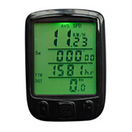 Bike Computer,25 Functions Waterproof backlight LCD Cycling Bike Bicycle Computer Odometer Speedometer Accessories