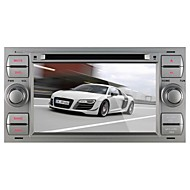 Ford Focus 2005-2007/Ford Transit Car DVD Player Android4.4 2 Din 7'' 800 x 480Built-in Bluetooth/GPS/WIFI/RDS/3D UI