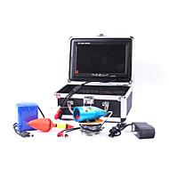 """hd 800tvl onderwater videocamera systeem 7 """"TFT LCD vissen camera kit fishfinder met nachtzicht 15m kabel"""