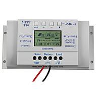 40a lcd Solarladeregler 12V 24V Selbstschalter Dual Timer y-Solar t40