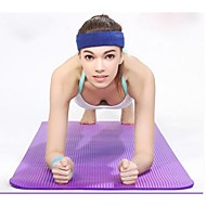 Non Slip Extra Long Eco Friendly Non Toxic Yoga Mats 10mm pink/Blue/purle/ Yoga Mats