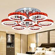18W Vestavná montáž ,  moderní - současný design / Tradiční klasika Pochromovaný vlastnost for LED KovObývací pokoj / Ložnice / Jídelna /