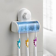 Powerful Sucker Toothbrush Holder/Toothbrush Holder With Suction Cup