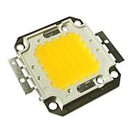 jiawen® 50waty 4000-4500lm 3000K teplá bílá vedl čip (dc 30-33v)