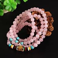 Bracciali Da bambino/Coppie/Per donna Collezione Persona Beads Agata Onice