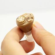 cel mai bun aparat auditiv digital auditive mini ITE ton reglabil voce de sunet amplificator acousticon