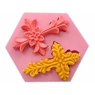 chromowane narzędzia silikonowe formy ciasta krzyż dekorowanie cupcake MOLDES silikonowe formy 3D Ferramentas cukierki czekoladowe