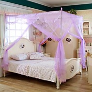 SenSleep® Utility Type Anti-mosquito Zipper Type Dome Bed Nets Curtain Fit for 1.5m(4.92ft) Bed