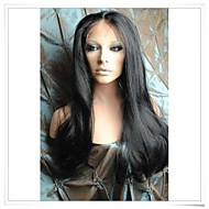 8inch-22inch 100% indian remy lidské vlasy hedvábně rovné krajka paruky lwss004