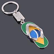 Ej personlig - Nyckelband ( Grön