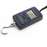 40 kg 1 g přenosný visí digitální váha elektronické váhy rybářský háček kapesní váhou
